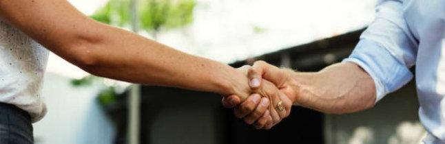 Die Firma Arbeitsbühnenverleih Sauberer bietet Top Service und Handschlagqualität